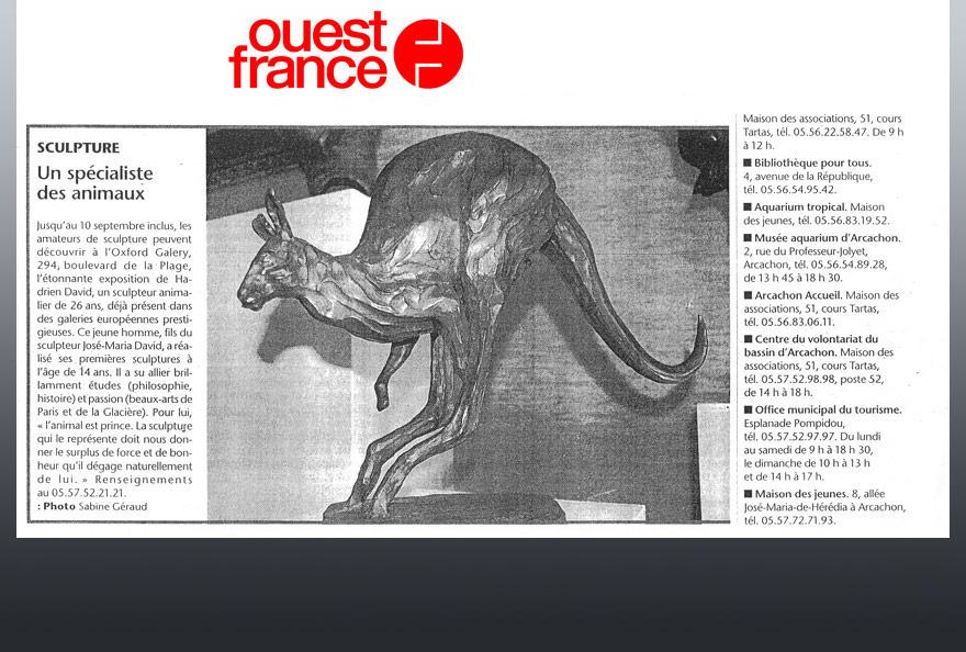 Ouest France - 2007
